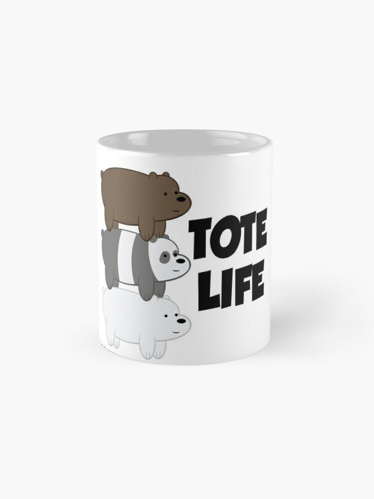 Alternate view of Tote Life Mug