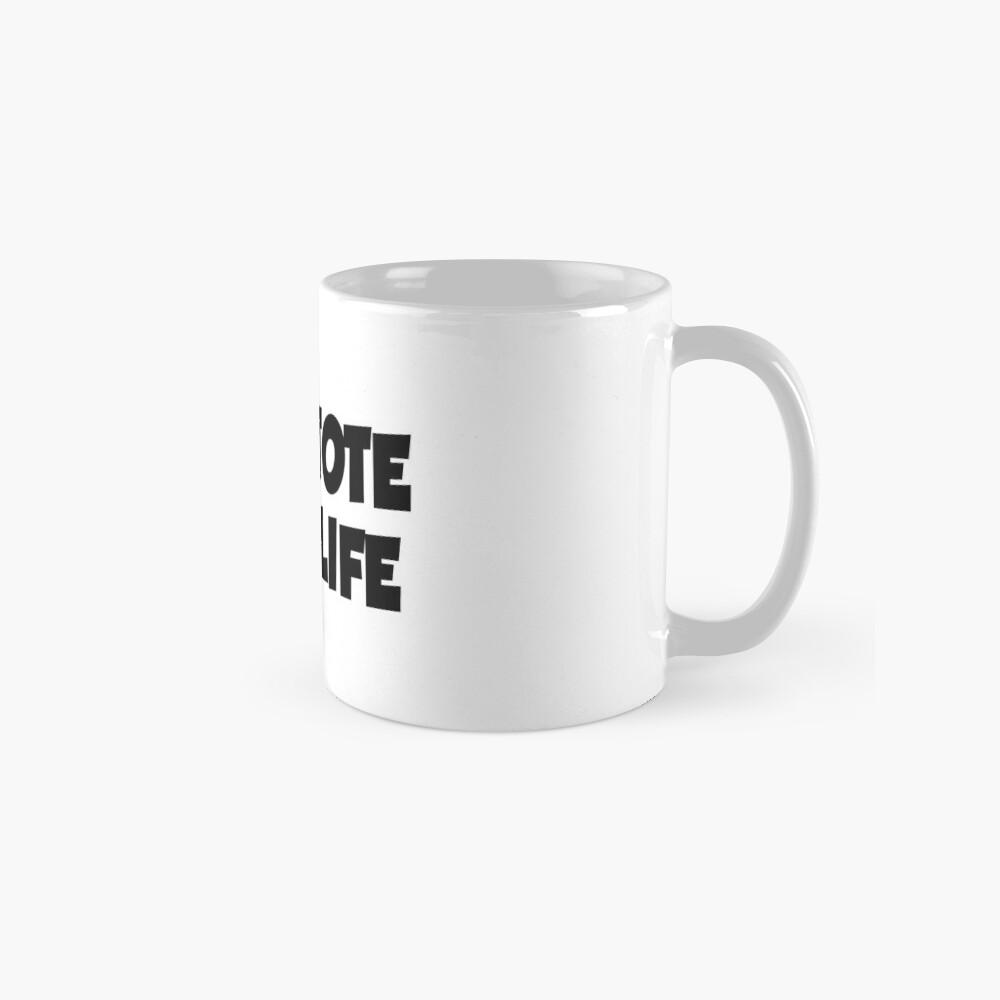 Tote Life Mug