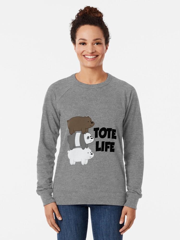 Alternate view of Tote Life Lightweight Sweatshirt