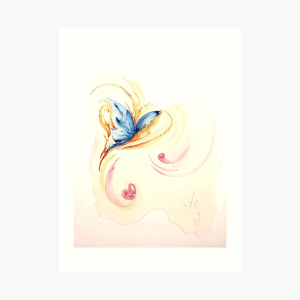 Serousha  Art Print