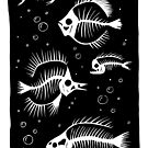Underwater- Inktober2017 by kaiteartwork