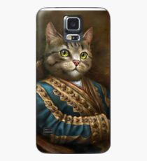 Funda/vinilo para Samsung Galaxy The Hermitage Court Outrunner Cat