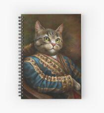 Cuaderno de espiral The Hermitage Court Outrunner Cat