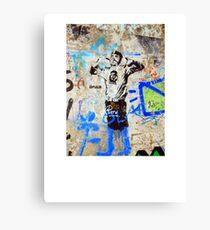 Che on Che Canvas Print