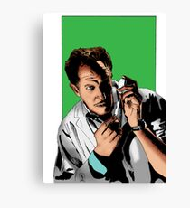 Vincent Price - The Tingler Print Canvas Print