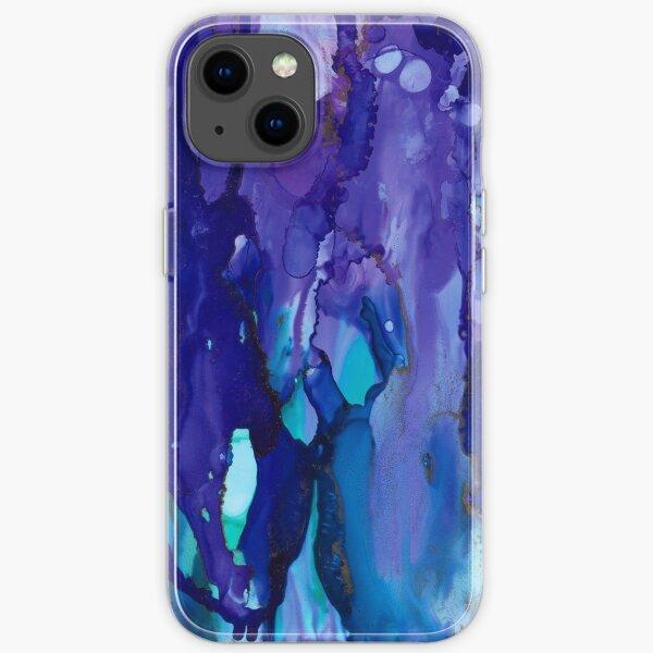 Ocean Gold iPhone Soft Case