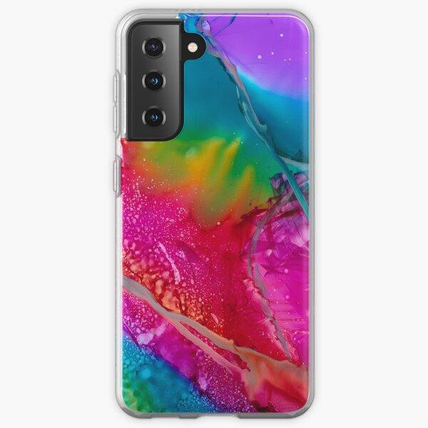 Open Heart Samsung Galaxy Soft Case