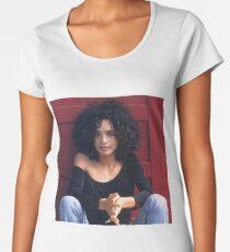 Lisa Bonet Women's Premium T-Shirt