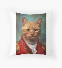 Cojín Corte General Wise Cat