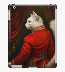 The Hermitage Court Chamber Herald Cat Edited version iPad Case/Skin