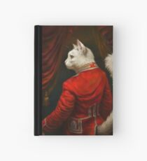 The Hermitage Court Chamber Herald Cat Edited version Hardcover Journal