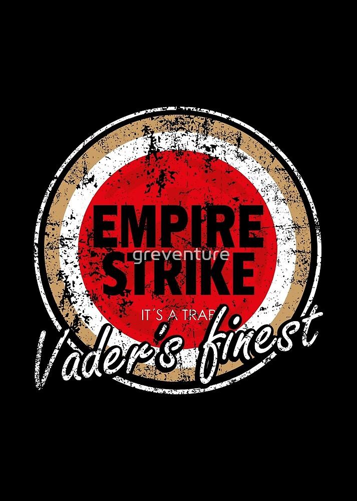 Empire Strikes by greventure