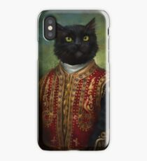 Hermitage Court Moor in casual uniform  iPhone Case