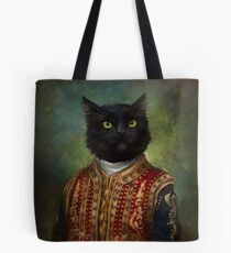 Hermitage Court Moor in casual uniform  Tote Bag