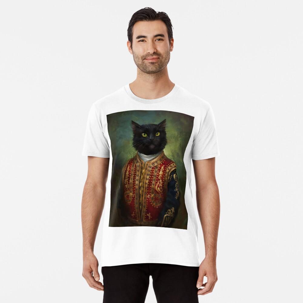 Hermitage Court Moor en uniforme informal Camiseta premium