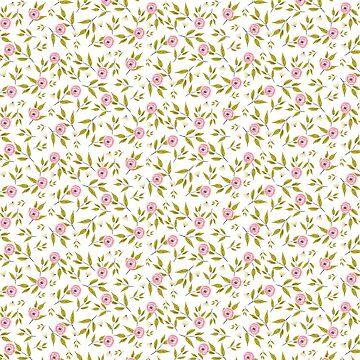 florecitas rositas by Sotola