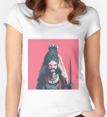 The King of Kings Women's Fitted Scoop T-Shirt