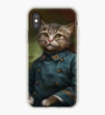 Der Hermitage Court Konditor Lehrling Cat iPhone-Hülle & Cover