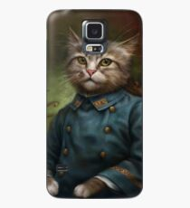 The Hermitage Court Confectioner Apprentice Cat  Case/Skin for Samsung Galaxy