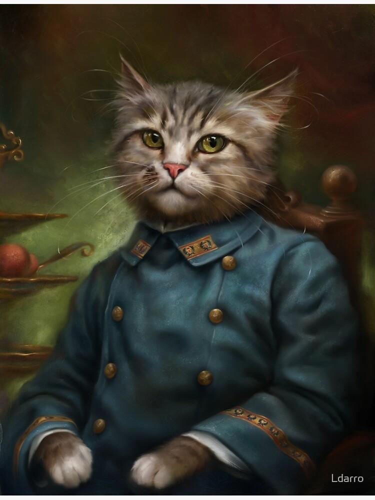 Der Hermitage Court Konditor Lehrling Cat von Ldarro