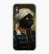 Die Hermitage Court Moor Katze iPhone-Hülle & Cover