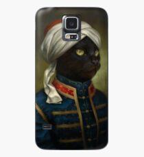 Die Hermitage Court Moor Katze Hülle & Klebefolie für Samsung Galaxy