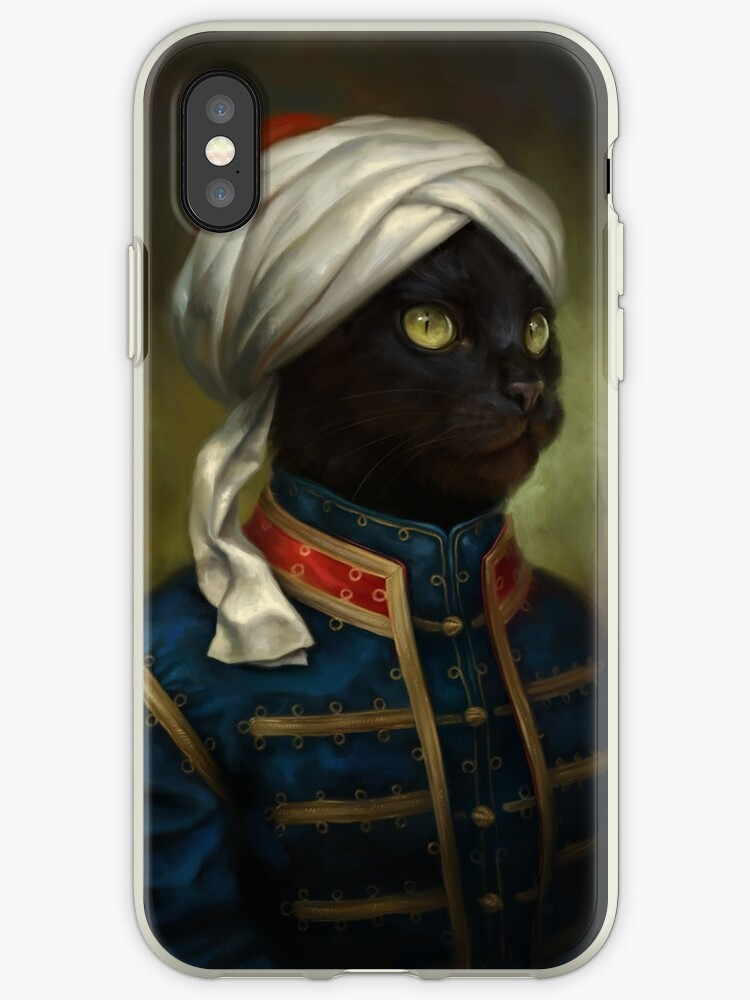cat iphone xs case