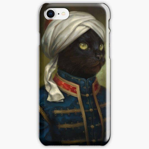 The Hermitage Court Moor Cat  iPhone Snap Case
