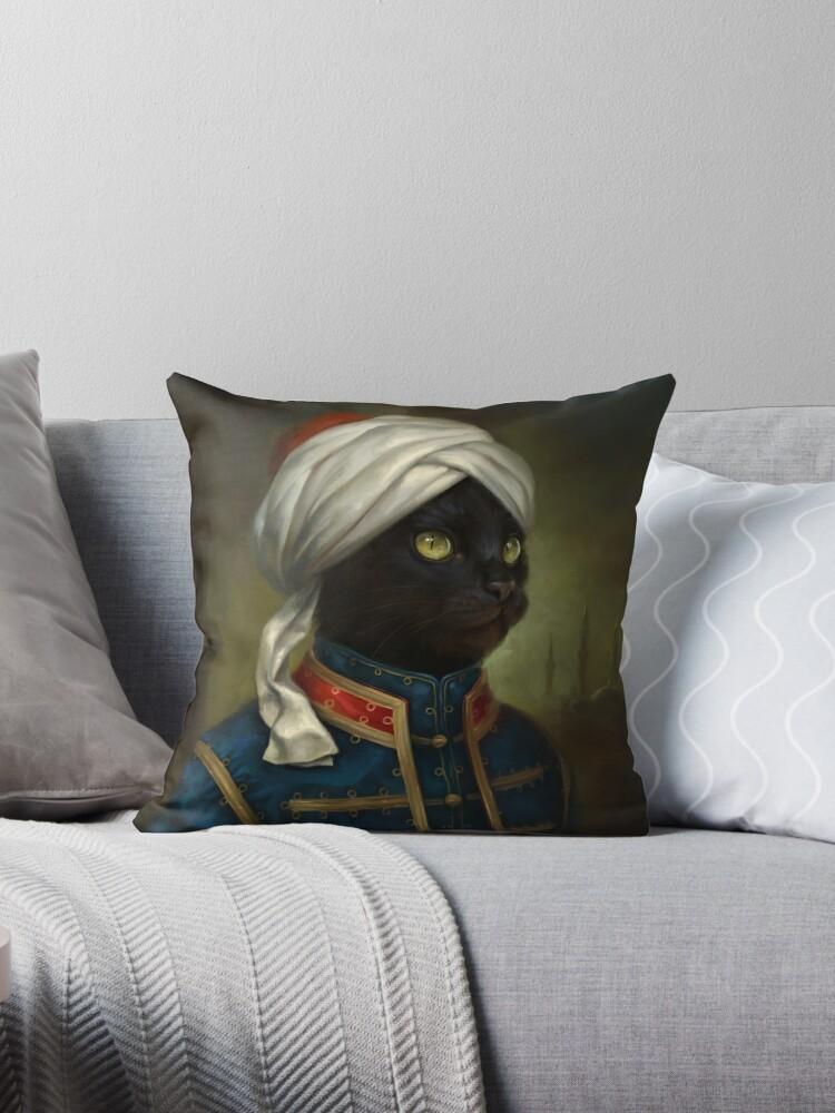 «The Hermitage Court Moor Cat» de Ldarro