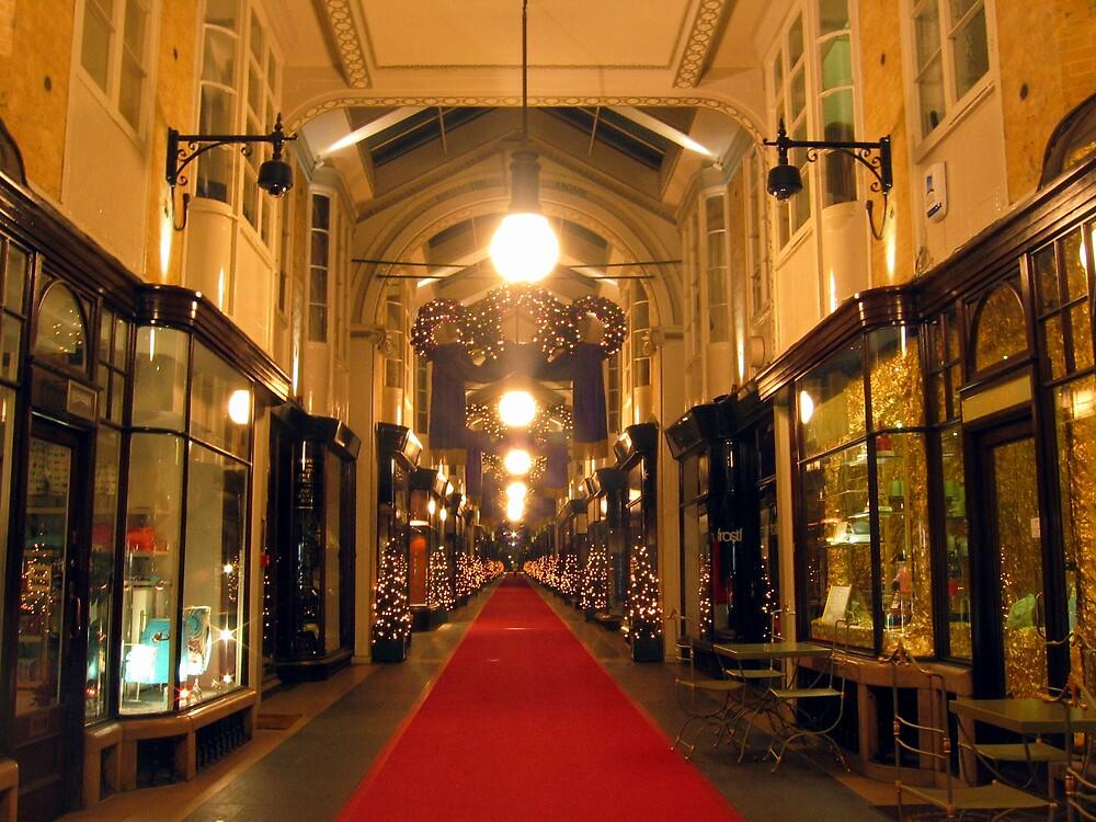London - Burlington Arcade by Graham Ettridge