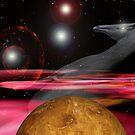 Venus into Equine Nebulae by Sazzart