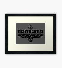 Nostromo Framed Print