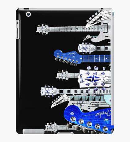 guitar city iPad Case/Skin