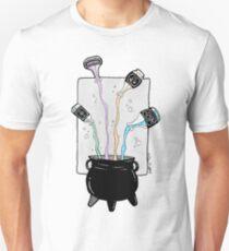 The Cauldron- Inktober2017 Slim Fit T-Shirt