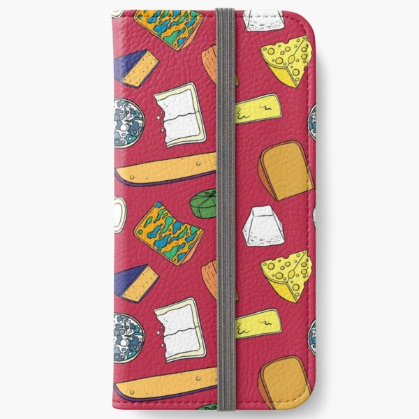 Cheese Obsession iPhone Wallet