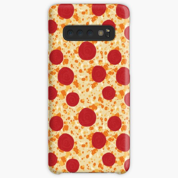 Pepperoni Pizza Samsung Galaxy Snap Case