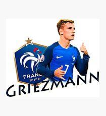 Antoine Griezmann - France Euro 2016 Photographic Print