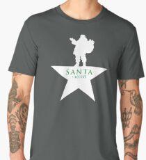 Santa Christmas Star 2 - Hamilton Parody Men's Premium T-Shirt