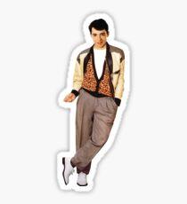 Ferris Bueller's Day Off - Life Moves Pretty Fast Sticker Sticker