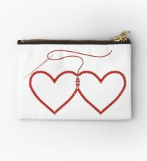 Stitched Hearts Studio Pouch