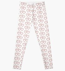 Stitched Hearts Leggings