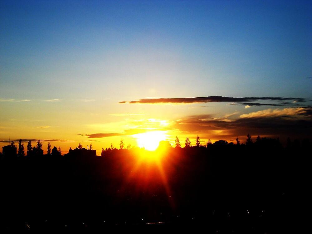 sun set by GlamourousDiva