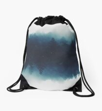 Juxtapose Drawstring Bag