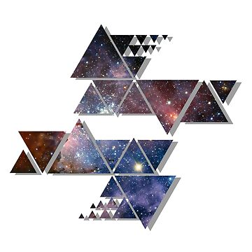 Shuriken geométrico de hrubiks