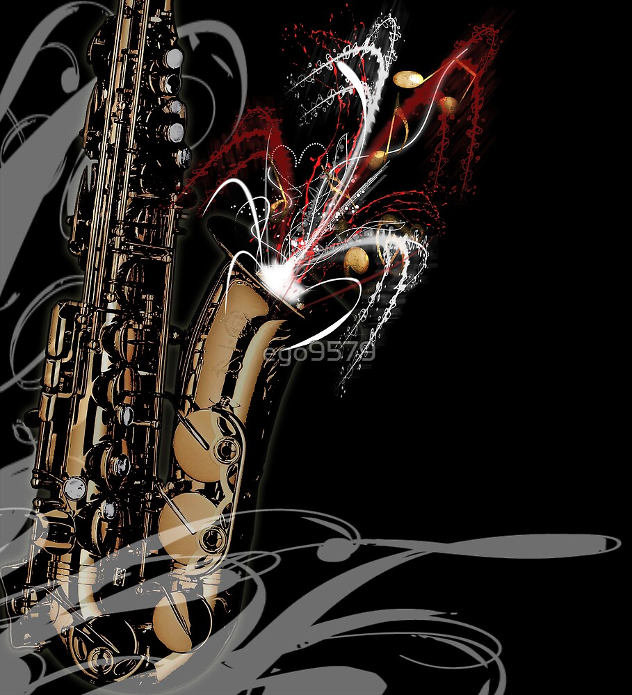 Hot Sax by ego9579