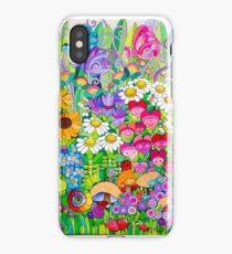 Ladybug Garden iPhone Case/Skin