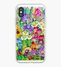Ladybug Garden iPhone Case