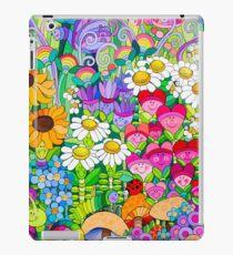 Ladybug Garden iPad Case/Skin
