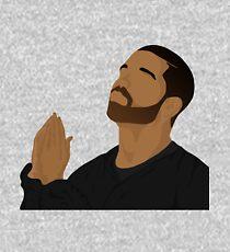 Drake 6 God Kids Pullover Hoodie