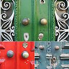 Door Collage by TalBright